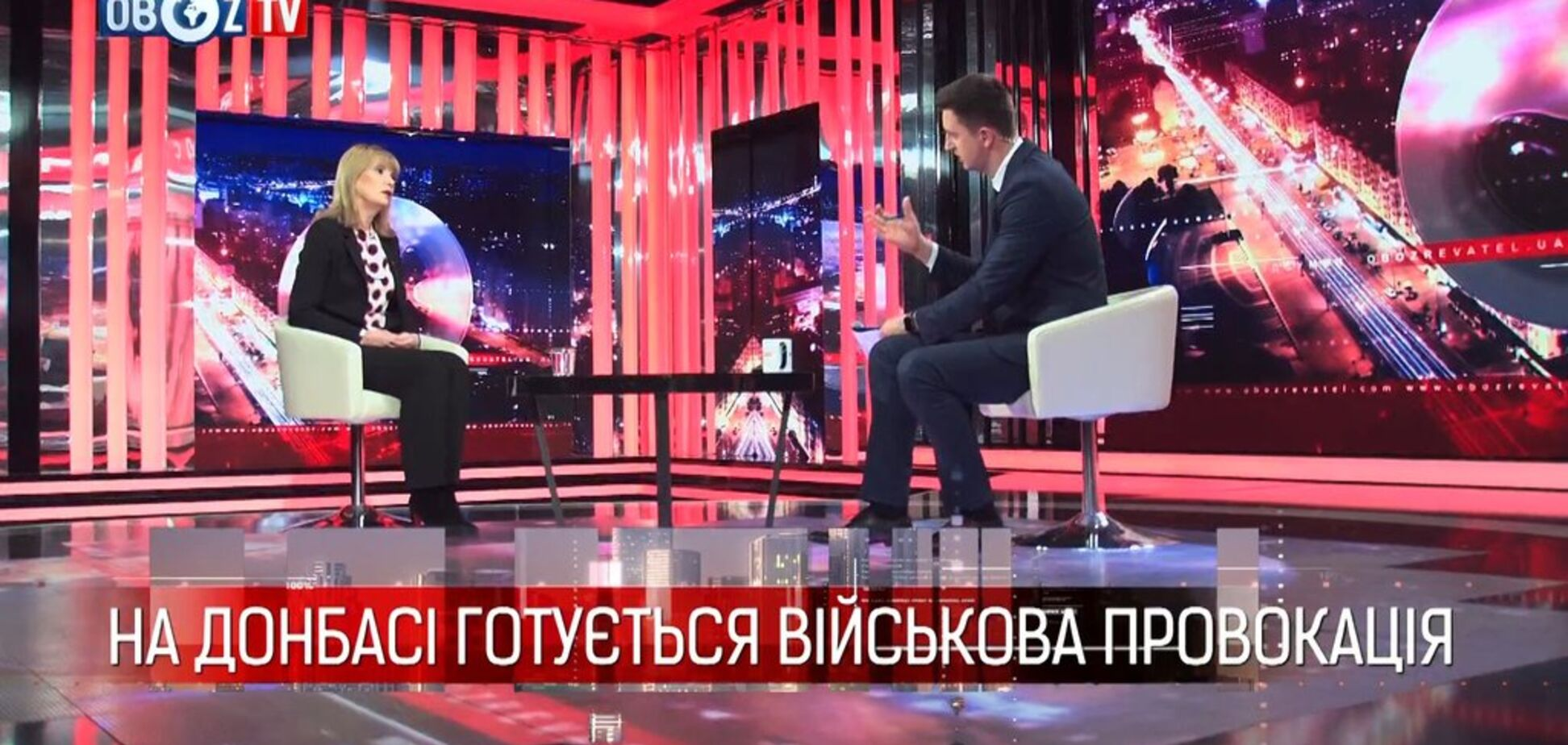 Подготовка к военной провокации: политик рассказала, кому верят люди на Донбассе