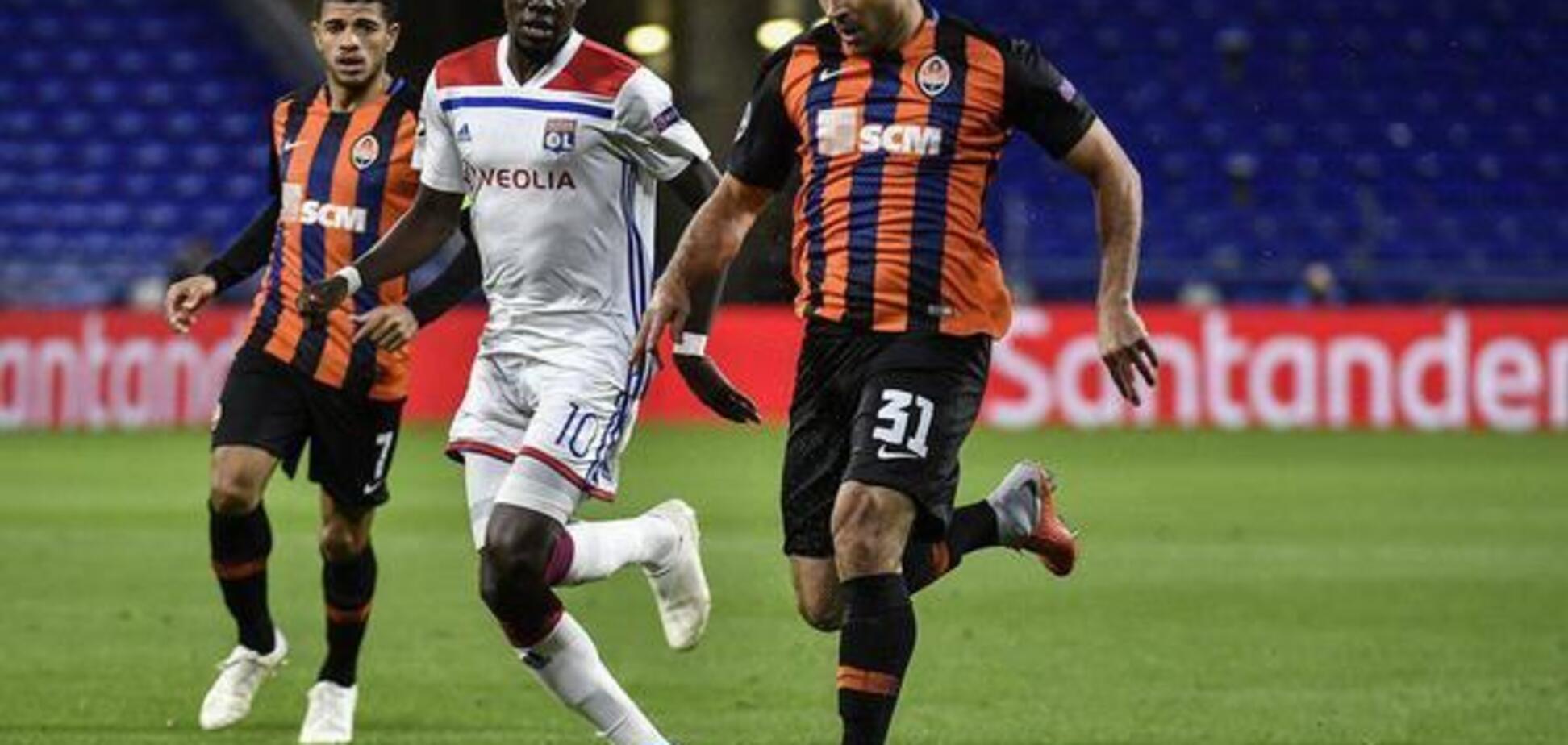 'Шахтер' обратился к Суркису из-за матча Лиги чемпионов