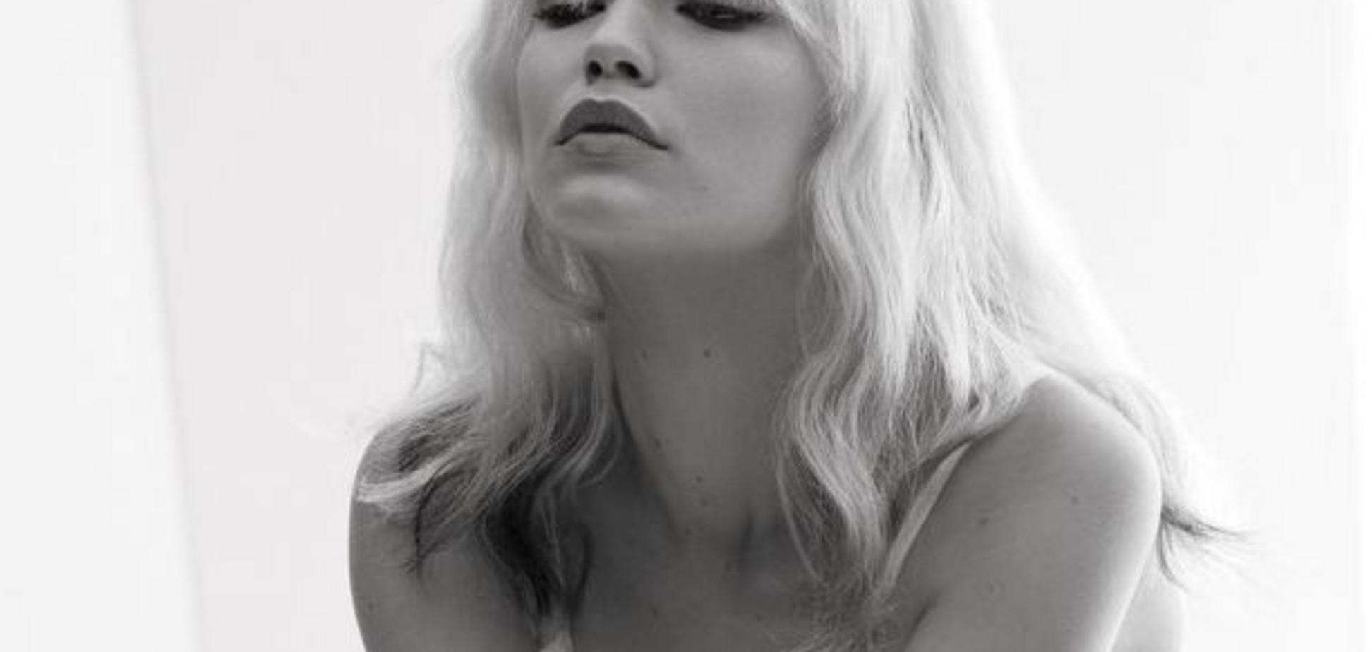 Самая дорогая модель в мире снялась в пикантной фотосессии
