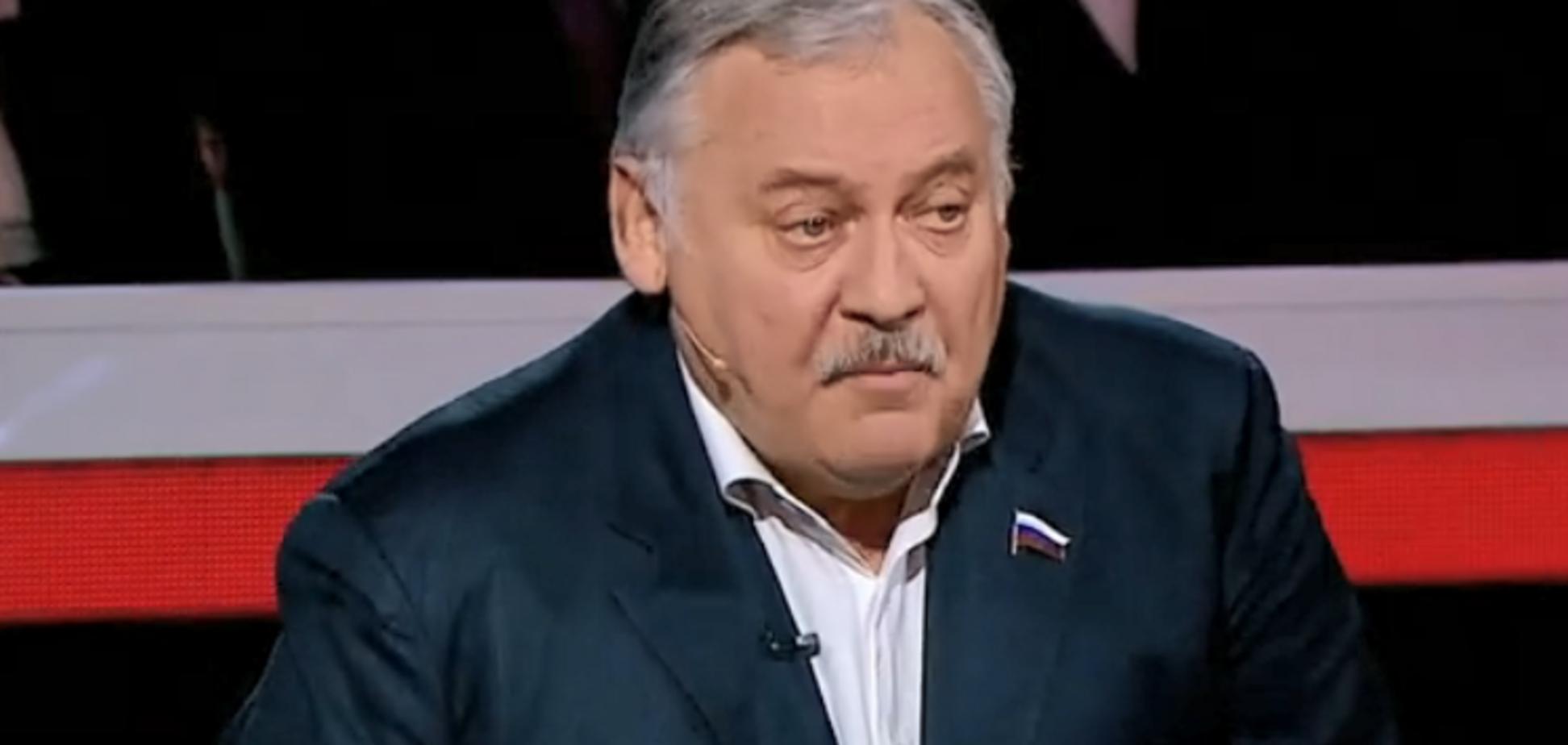 ''Вриваються у будинки!'' Затулін видав фейк про воєнний стан в Україні