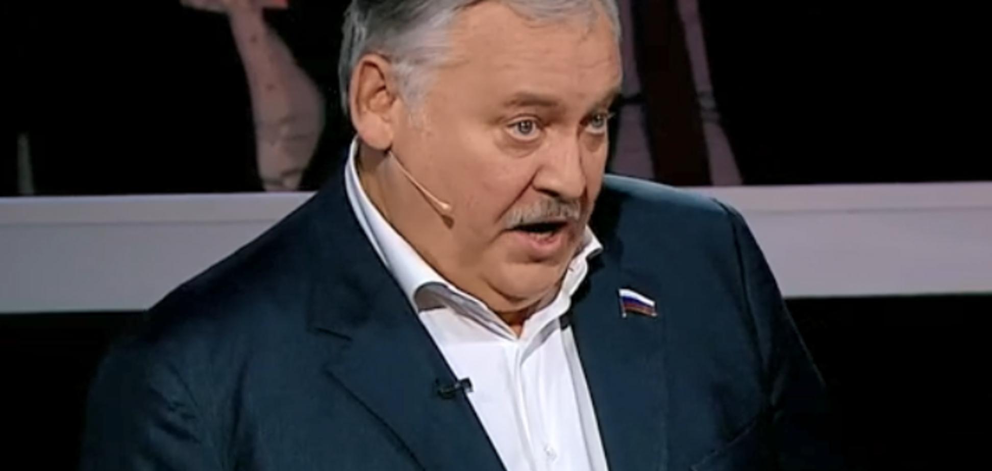 Затулін пригрозив Україні відповіддю за воєнний стан