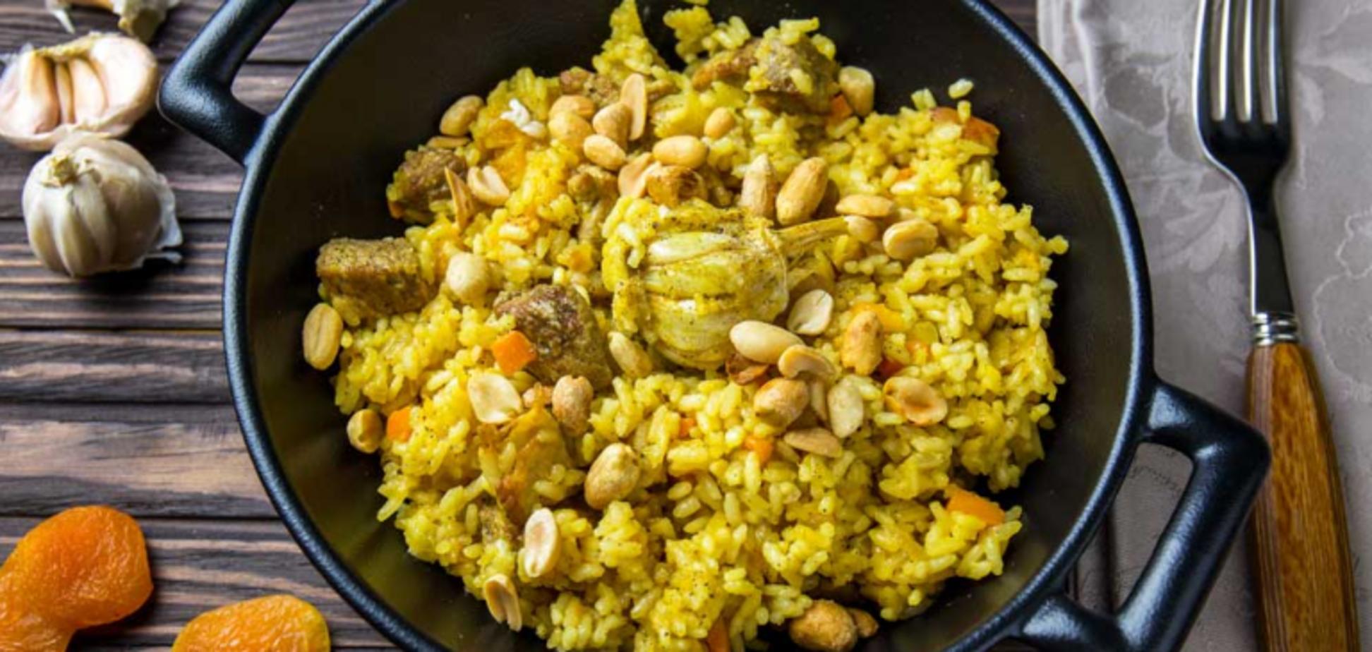 ''Це смачно'': відомий кулінар поділився незвичайним рецептом плову