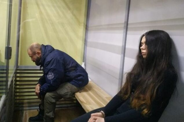 Обвинувачені у ДТП у Харкові Олена Зайцева і Геннадій Дронов