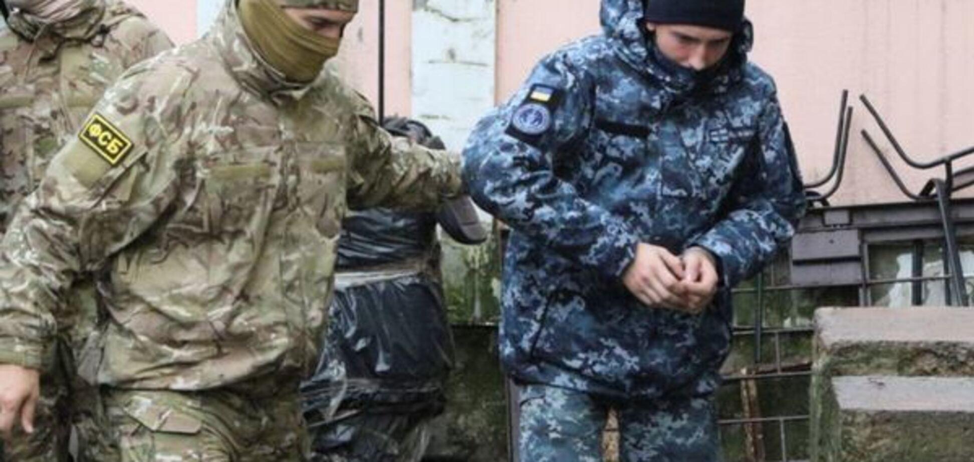 Раненые в плену: стало известно о состоянии украинских моряков