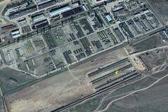Россия начала масштабную переброску военной техники к границам Украины: фотодоказательства