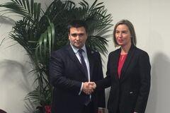 ''Без умов і зволікання!' Могеріні жорстко звернулася до Росії через Україну