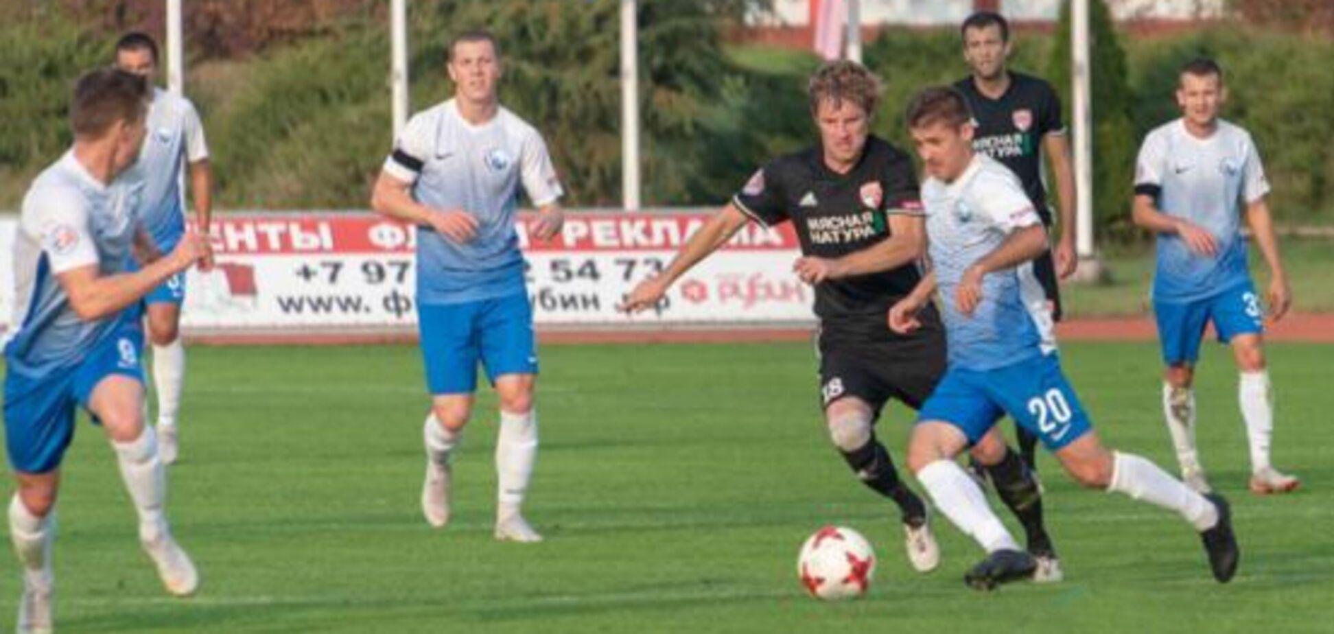 ''Важке становище'': Росія ''кинула'' футбольних зрадників у Криму