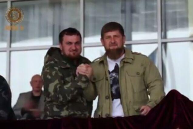 Кадыров с братом