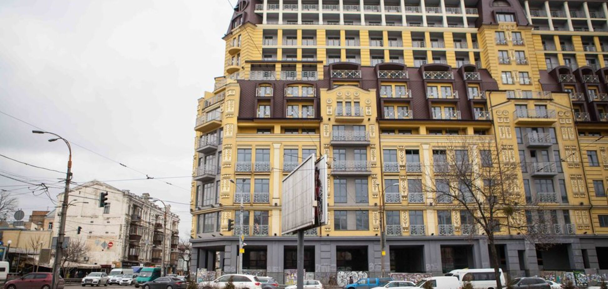 ''Здания-монстры'': как в Киеве борются с новостройками
