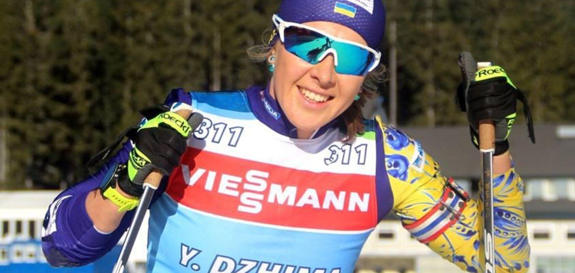 Украина завоевала 'золото' на Кубке мира по биатлону