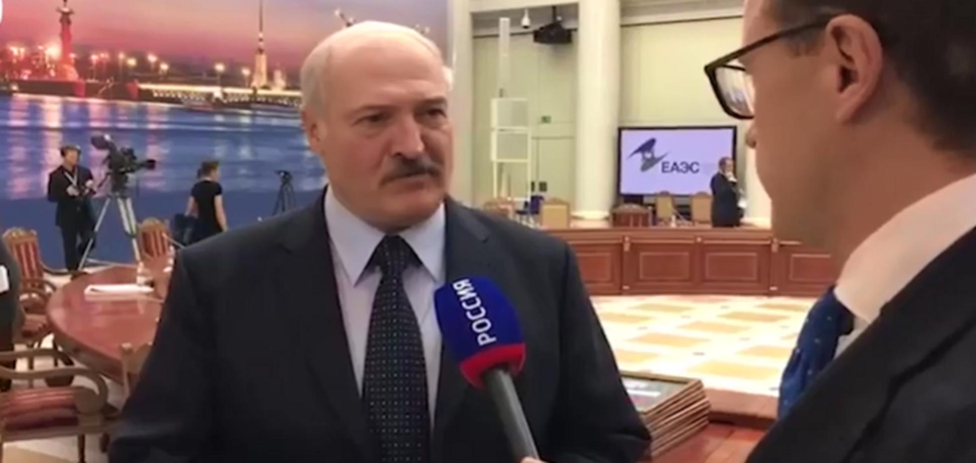 ''Извинился перед хозяином'': Лукашенко рассказал, чем закончился спор с Путиным