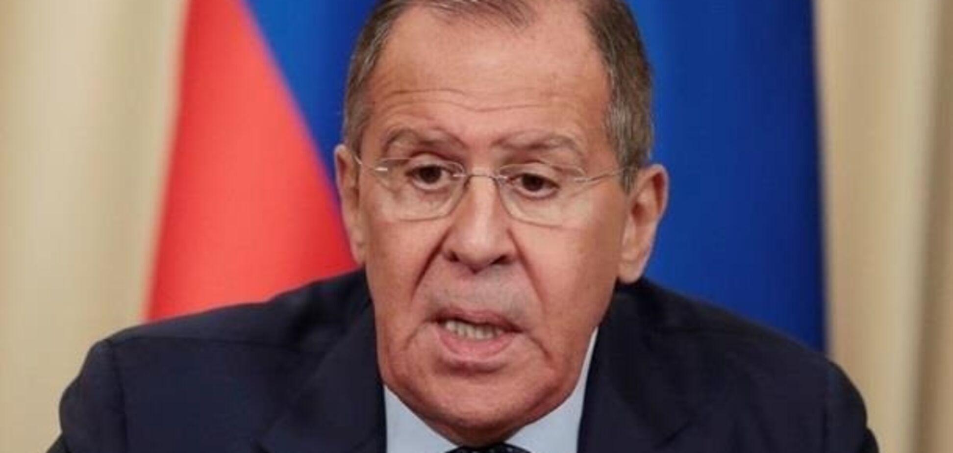 ''Поговоримо про конкретні кроки'': Лавров зробив заяву про долю полонених моряків