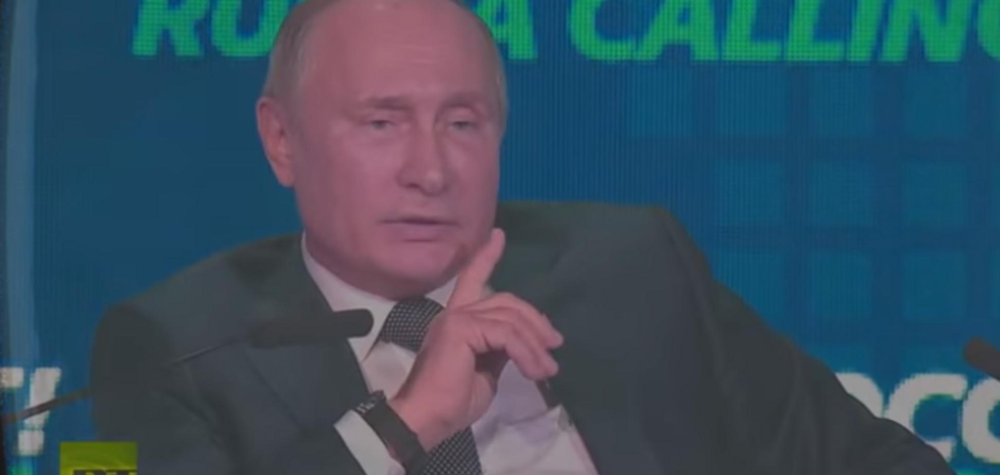 ''Путин пиз***, ему можно'': Кремль подловили на наглой лжи о кораблях Украины