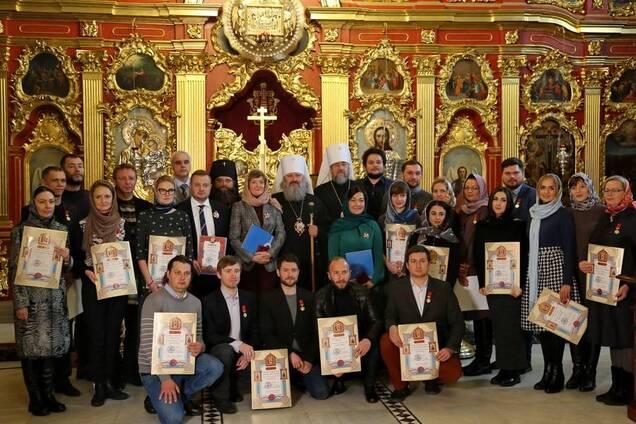 УПЦ МП нагородила скандальний канал за пропаганду шляху, який ''веде до Бога''