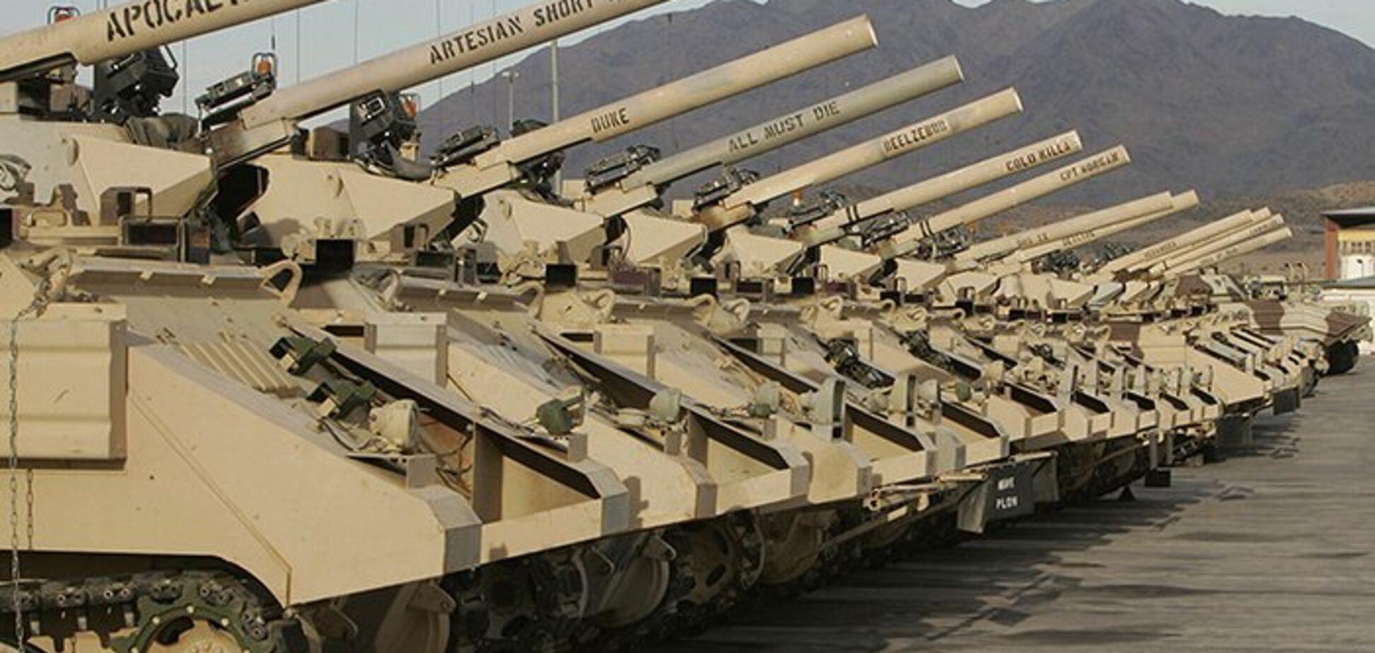 Воєнний стан дозволяє: в Україні анонсували поставки зброї із країн НАТО