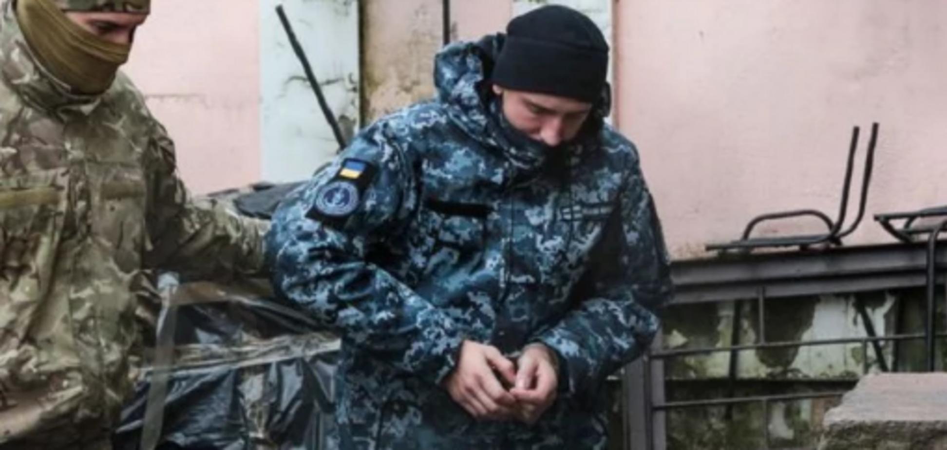 ''Просторные чистые камеры'': в России рассказали о состоянии украинских моряков