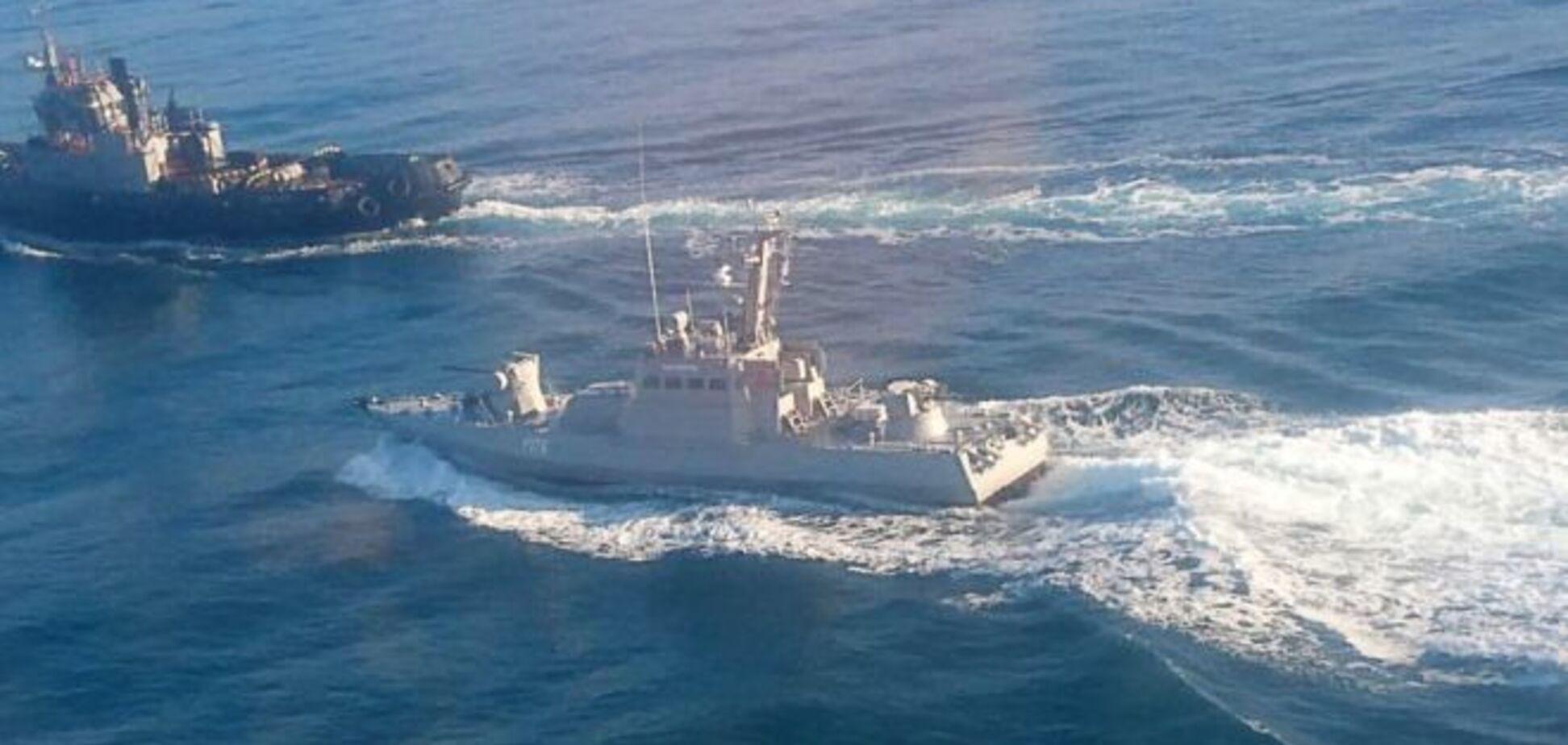 Морський бій Росії і України: з'ясувалося, що врятувало від повномасштабної війни