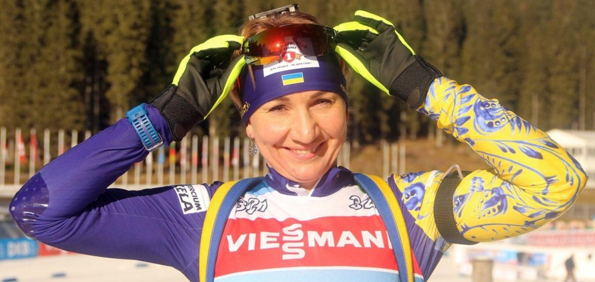Кубок світу з біатлону: результати українок в спринті