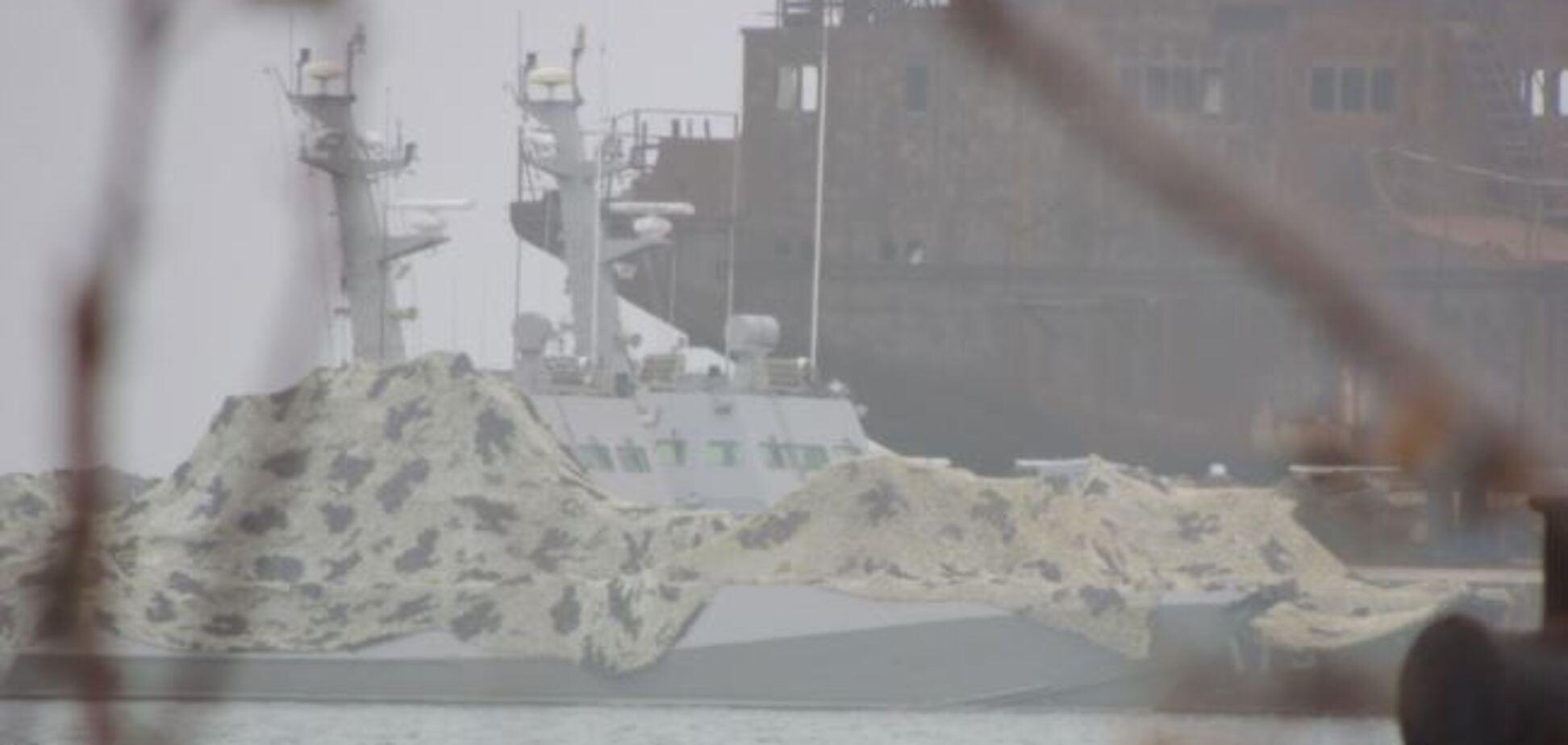 Повертати не збираються? У Криму знайшли застосування українським кораблям