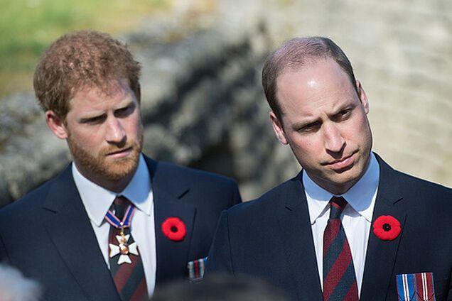 Принц Гарри обвинил брата: в королевской семье разгорелся скандал