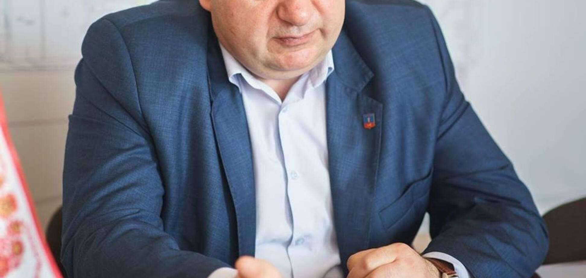 Намагається захопити владу: мера Черкас Бондаренка викрили в підступному плані