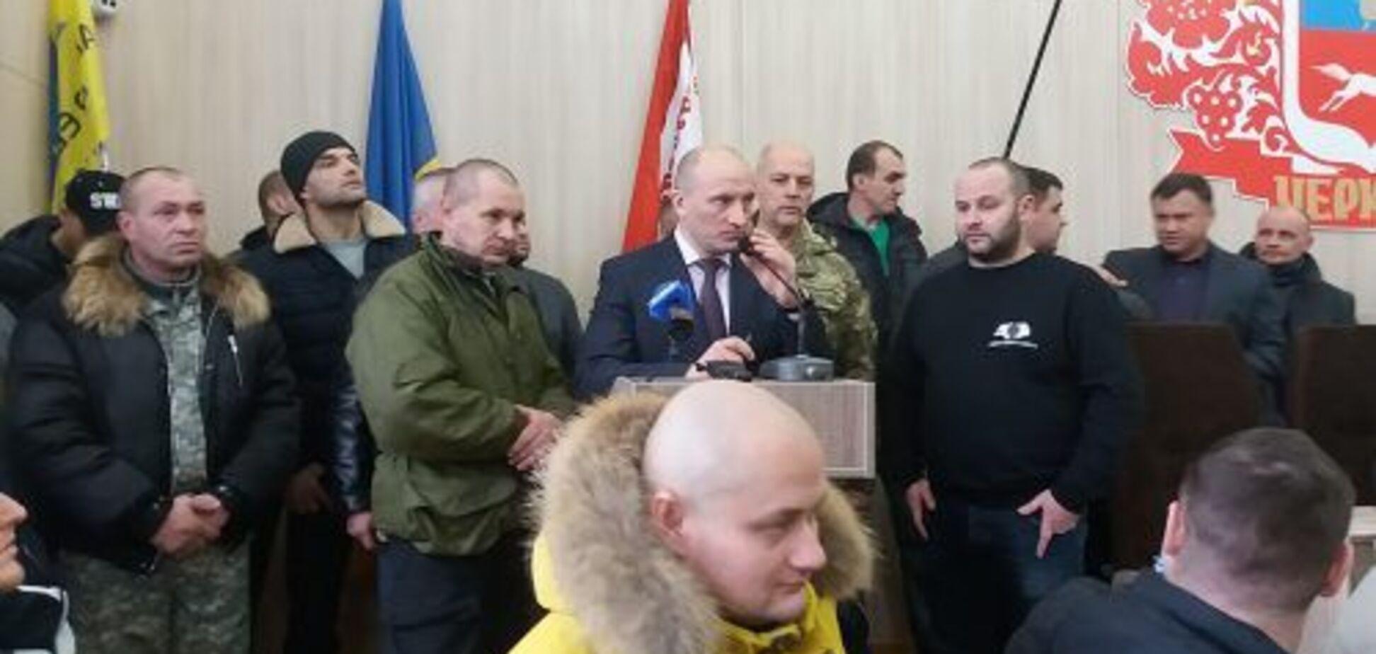 Названы зачинщики ''кровавой сессии'' в Черкассах