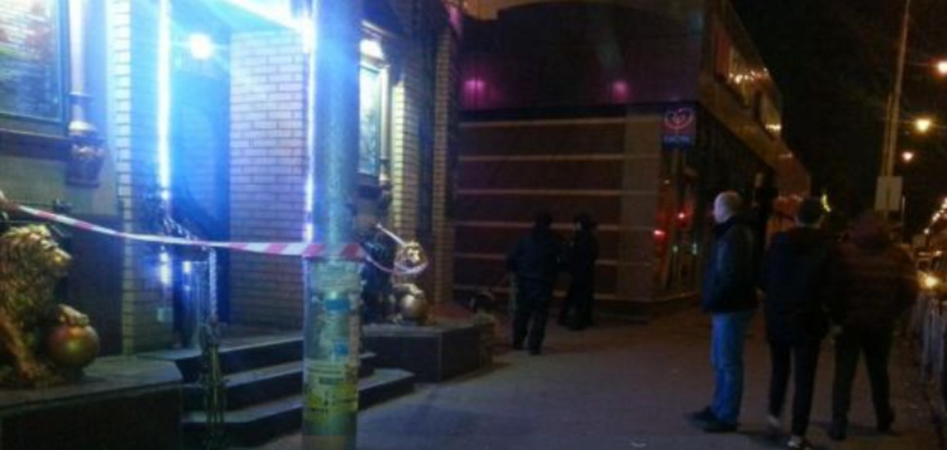 Кровавая резня в Киеве: в ресторане иностранцы убили военного