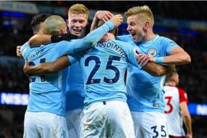 Базель – Манчестер Сити: онлайн матча 1/8 финала Лиги чемпионов