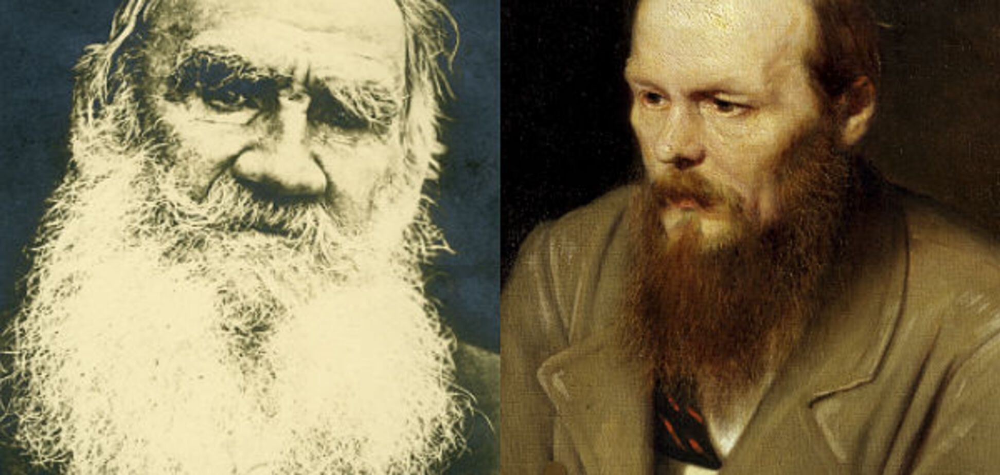 После Цоя и Высоцкого: Вятрович оценил судьбу Толстого и Достоевского