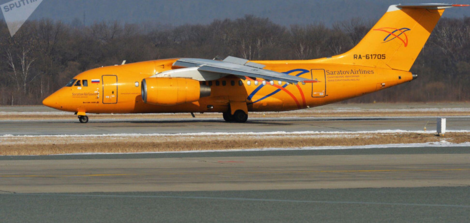 Крушение самолета в России: на борту были дети