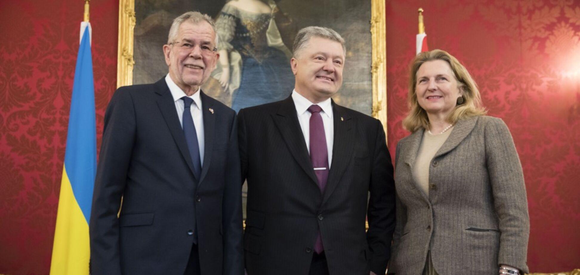 'Тепер я трохи українець': президент Австрії зробив зізнання