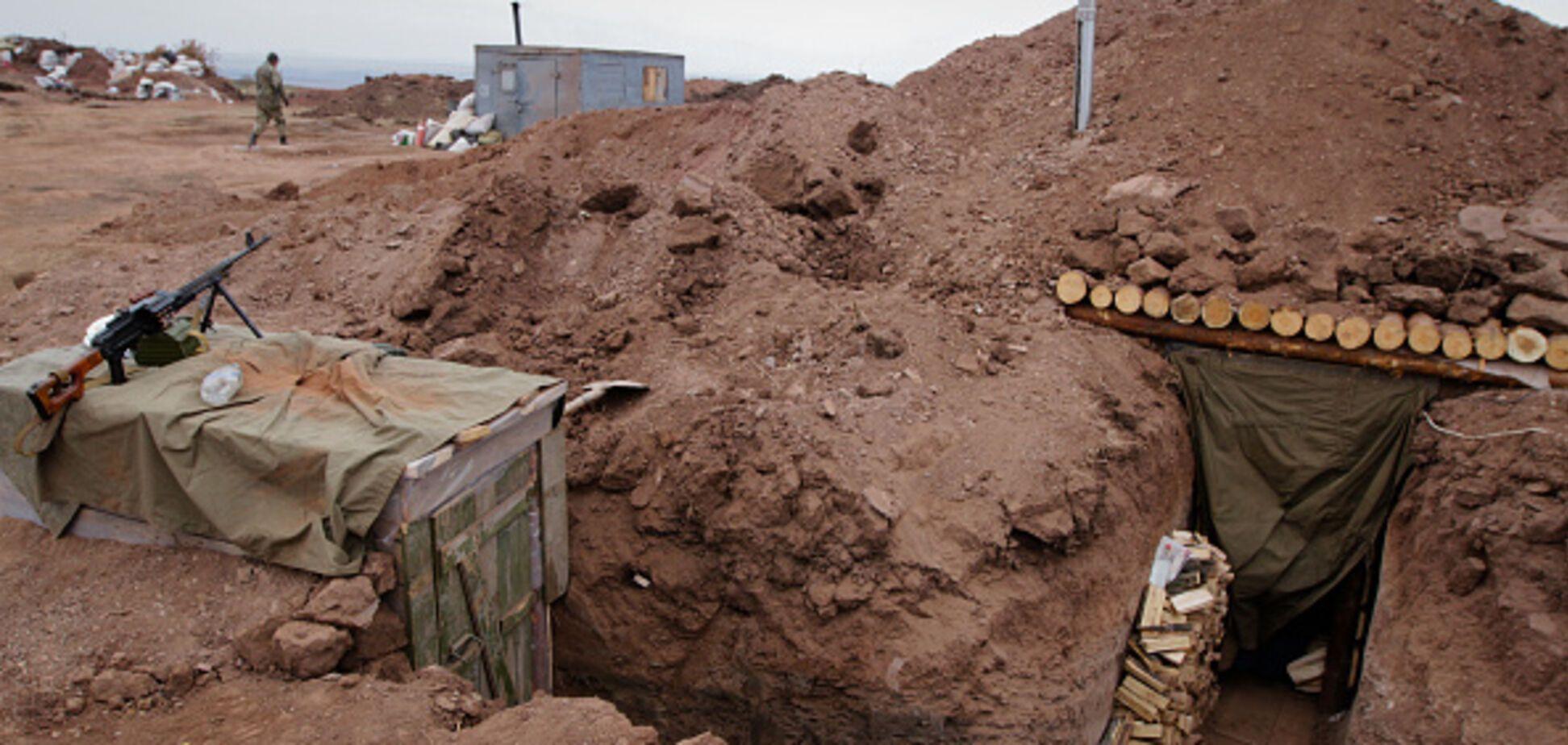 На Донбасі обстріляли екологічно небезпечне підприємство