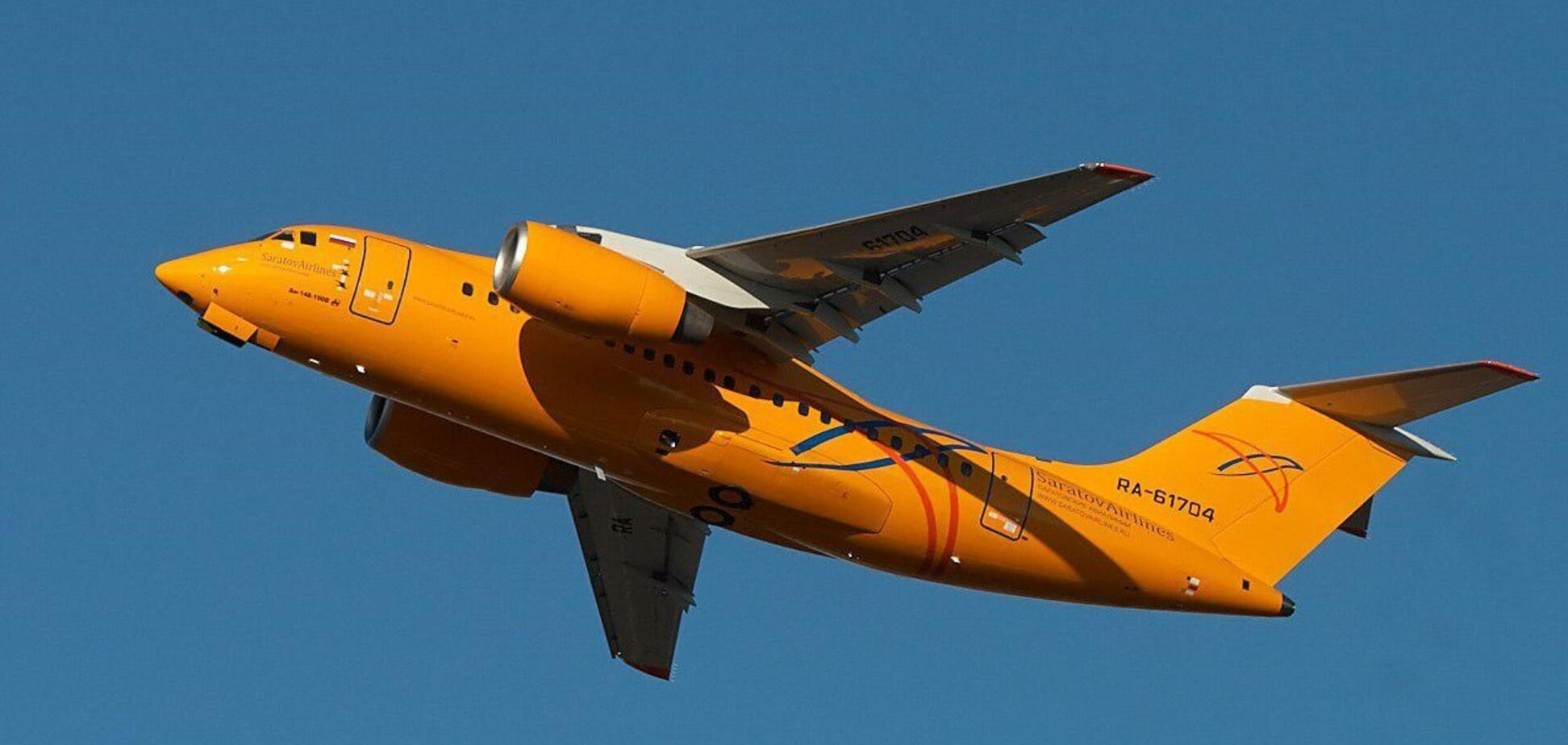 У Росії розбився пасажирський літак: загинули десятки людей
