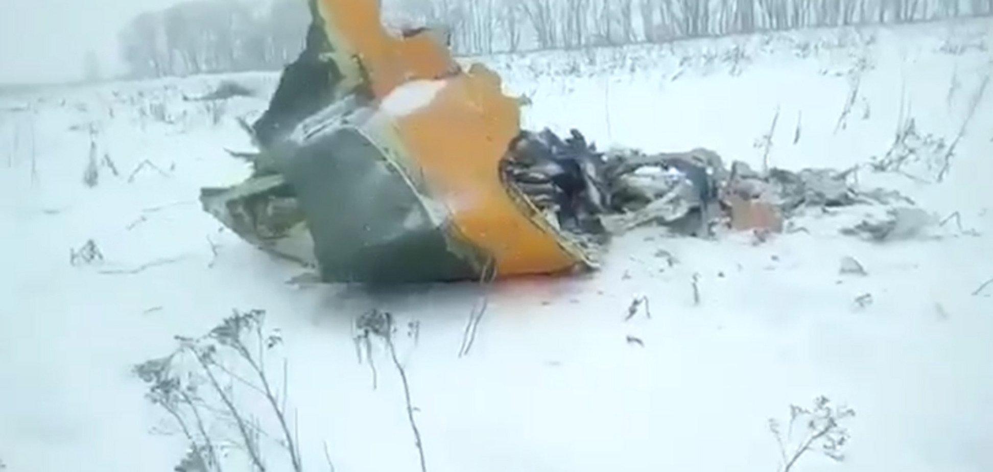 Удивительное везение: россиянин избежал гибели в катастрофе Ан-148