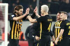 В Греции восхитились украинским футболистом перед матчем АЕК - Динамо в Лиге Европы