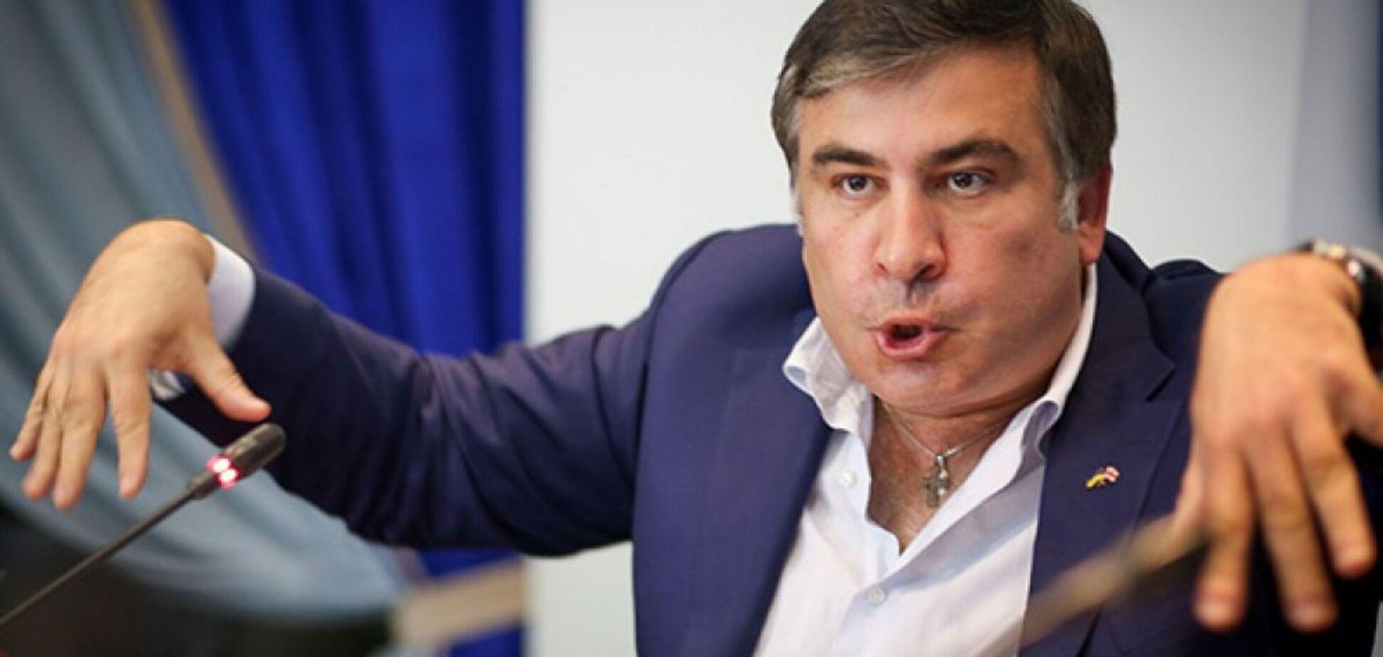 'Буду драться!' Саакашвили дал первый комментарий после депортации из Украины