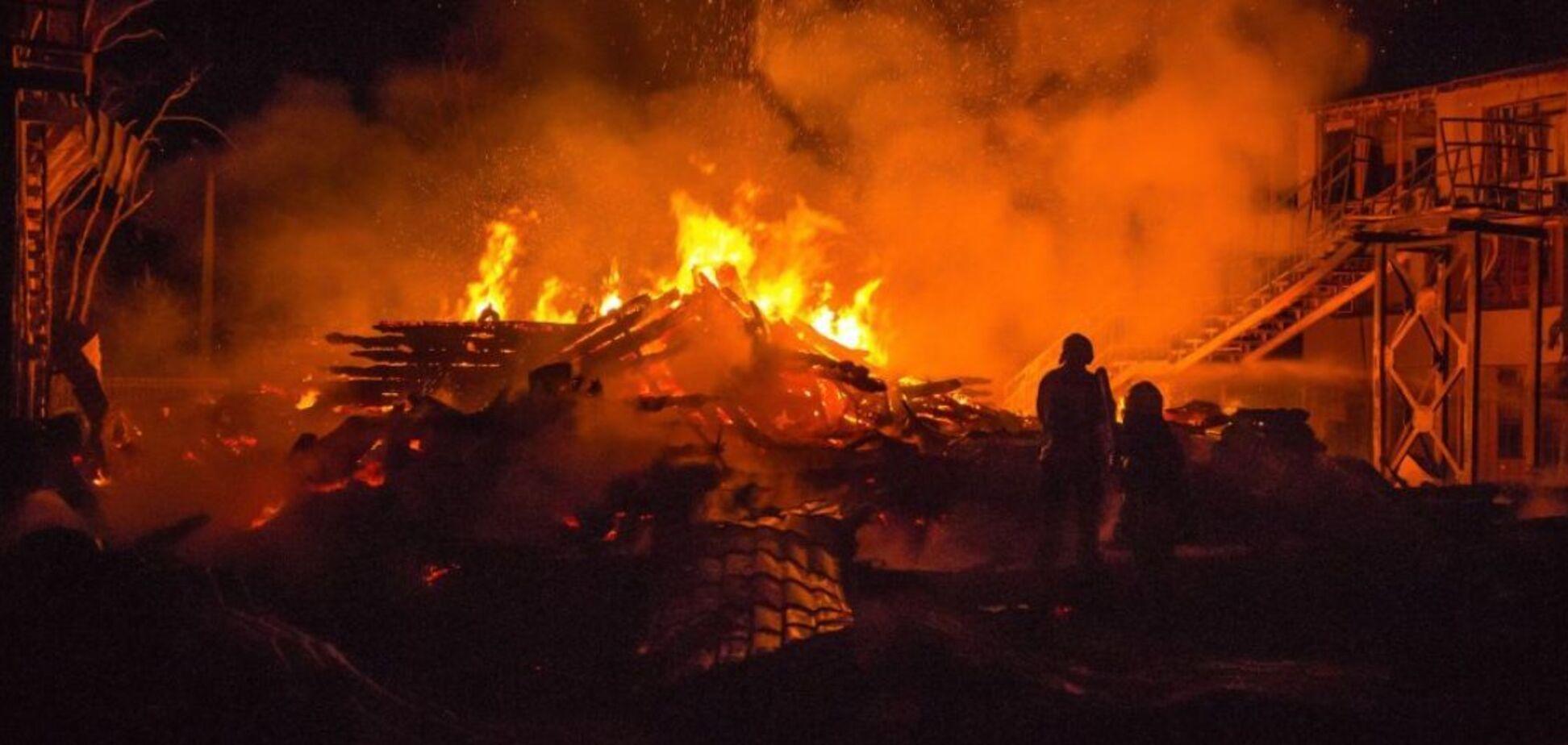 Пожар в лагере 'Виктория': в Одессе провели эксгумацию тел детей
