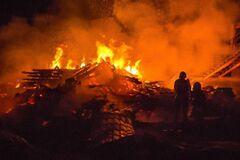 Пожежа в таборі 'Вікторія': в Одесі провели ексгумацію тіл дітей
