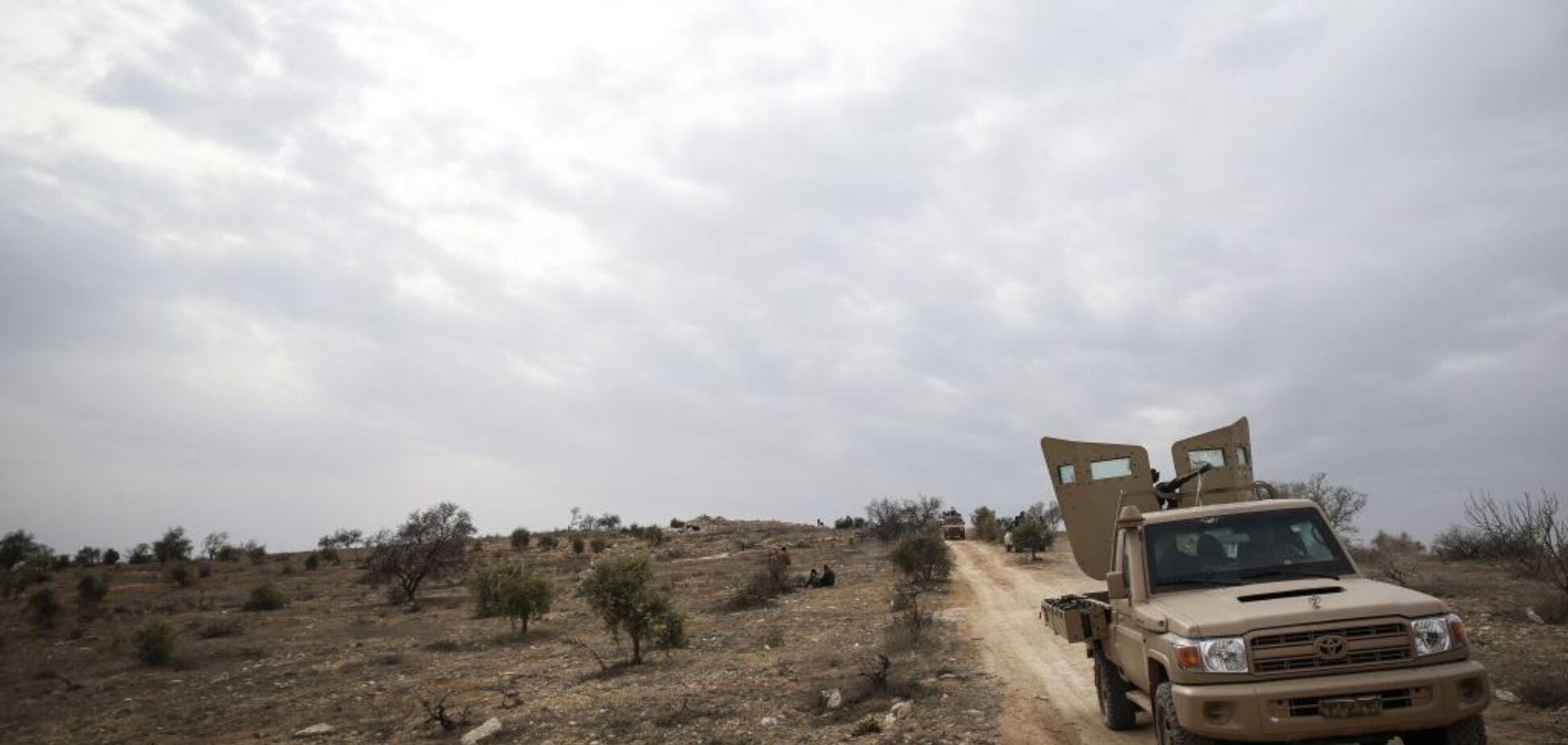 'Сейчас там спокойно': Пентагон прокомментировал удар по наемникам 'Вагнера' в Сирии