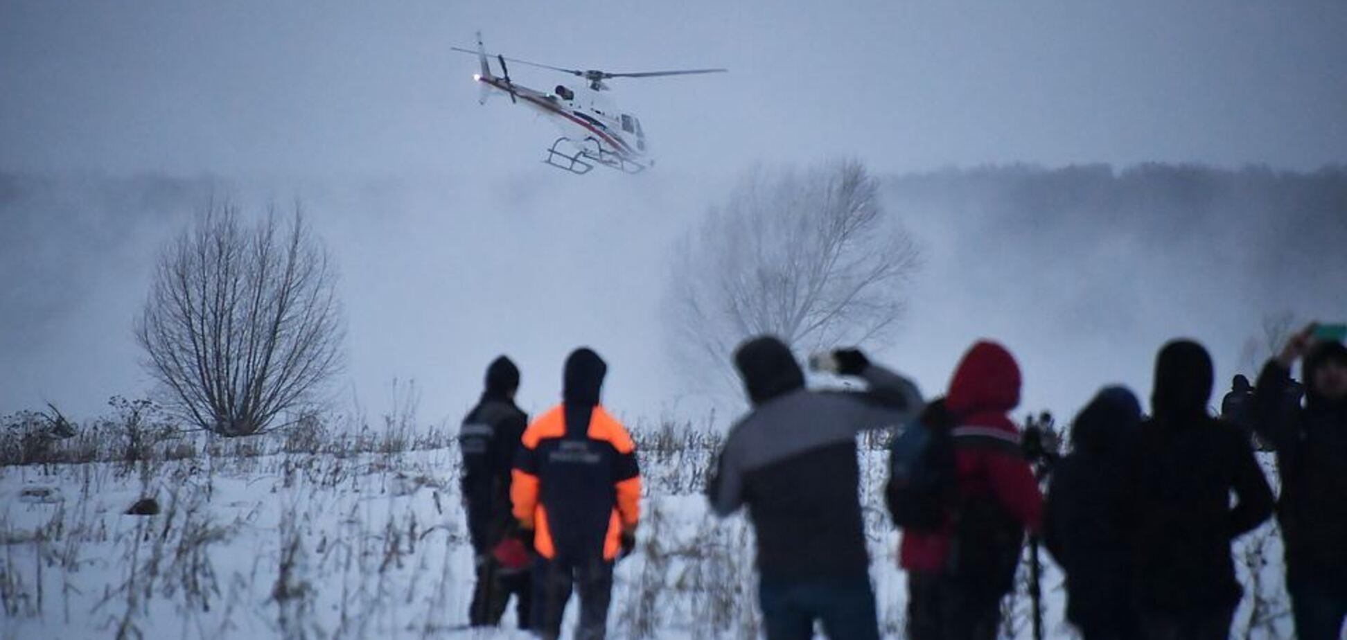 Крушение Ан-148: украинский пилот заявил о вероятном теракте