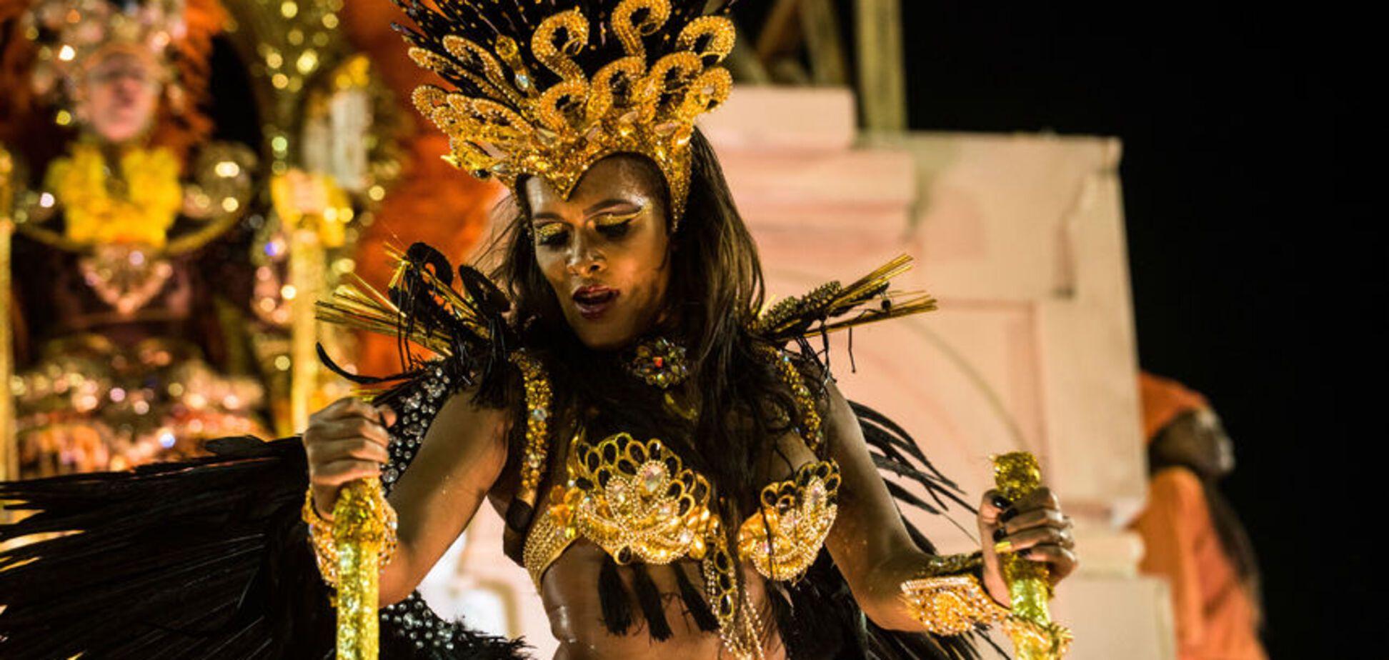 У Ріо танцюють самбу