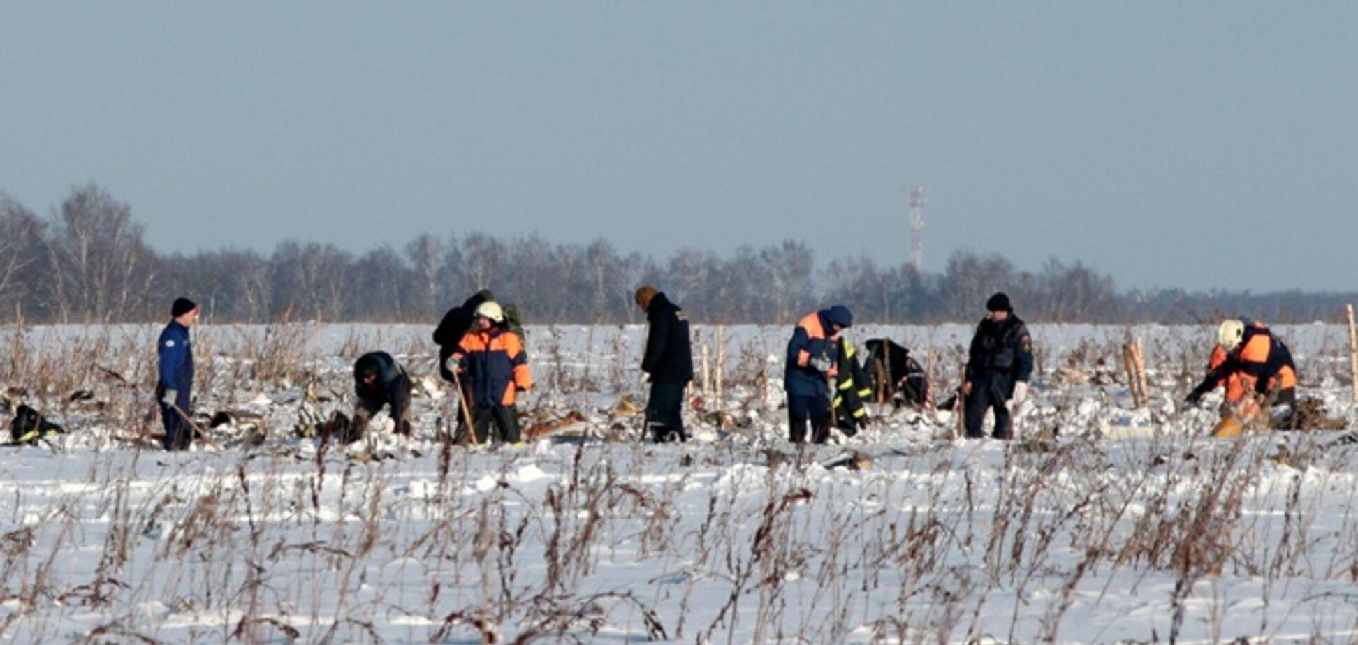 Авиакатастрофа Ан-148 в России: опознаны первые жертвы
