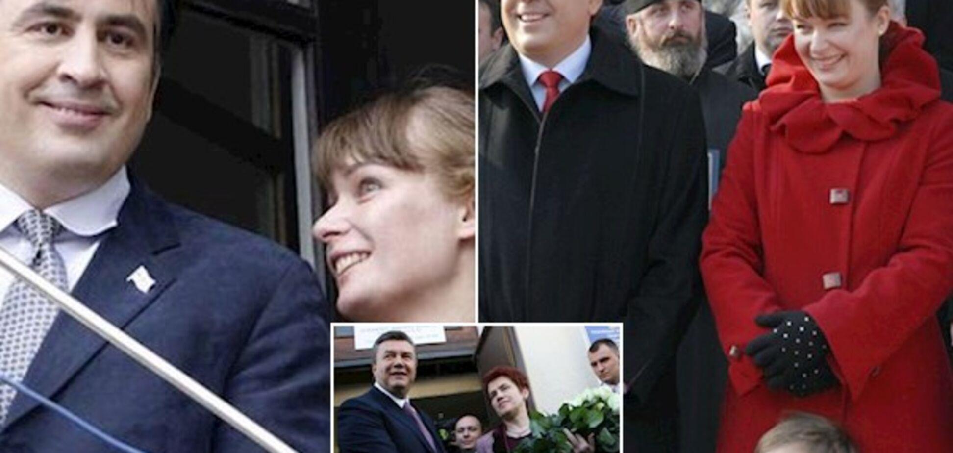 Тоже 'батя': Саакашвили сравнили с Януковичем