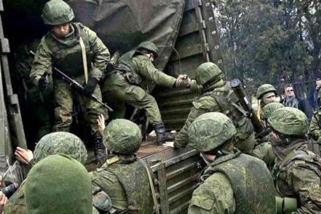 Западный форпост российского оккупанта на Донбассе