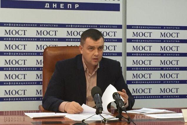 Антисемитский скандал в Днепре: депутат Суханов сбежал в Крым