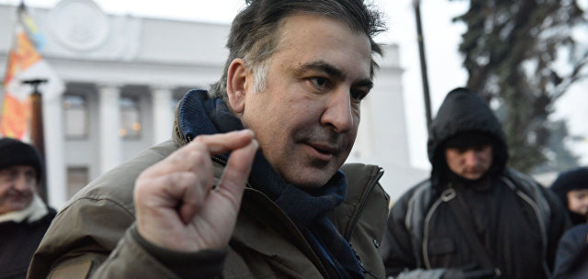 'В Польшу подшофе': в сети показали чек Саакашвили из ресторана