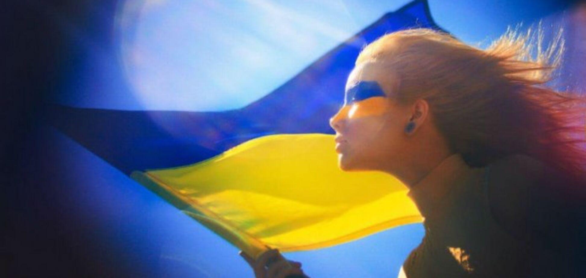 А теперь скажите, что Украина не поменялась!