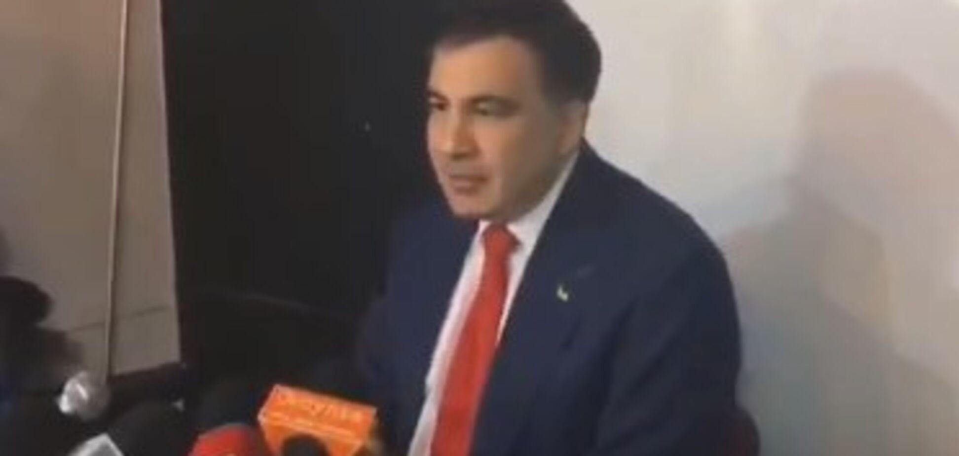 'Меня боятся': Саакашвили собрался восстановить украинское гражданство