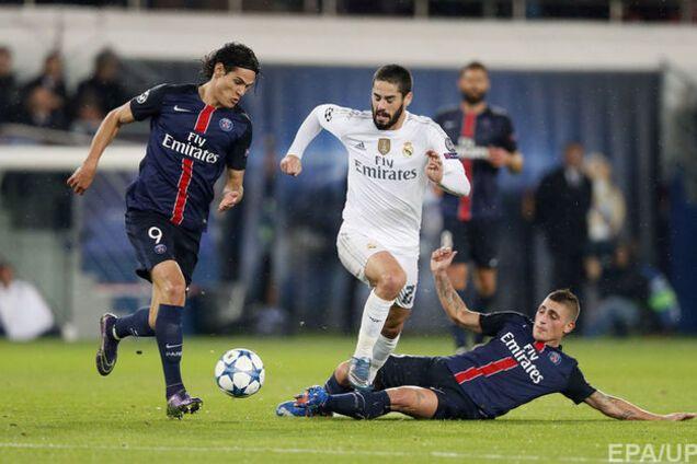 Реал - ПСЖ: онлайн-трансляция матча 1/8 финала Лиги чемпионов