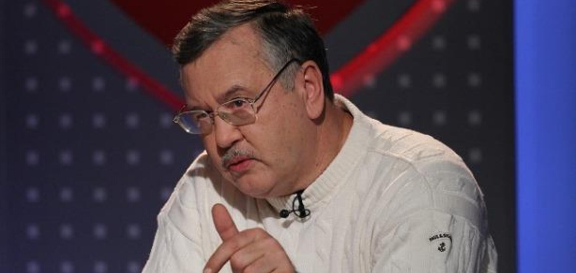 Договорились: Гриценко провел переговоры с лидерами оппозиции